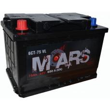 "АКБ  75Ач ""MARS"" прямая полярность"