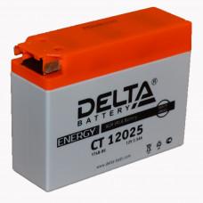 """АКБ 12V - 2,5 Ач """"Delta CT 12025"""" (YTX4B-BS)"""