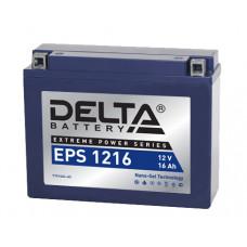 """АКБ  12V - 16 Ач """"Delta EPS"""" (YB16AL-A2)"""