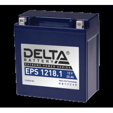 "АКБ  12V - 18 Ач ""Delta EPS"" (YTX20CH-BS)"