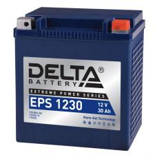 "АКБ  12V - 30 Ач ""Delta EPS"" (YTX30HL-BS, YTX30L-BS)"