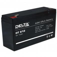"АКБ   6V - 12 Ач ""Delta DT"""
