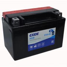 """АКБ 12V - 8 А/ч """"EXIDE AGM"""" (ETX9-BS)"""