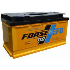 """АКБ 110 """"FORSE EFB"""" прямая полярность"""