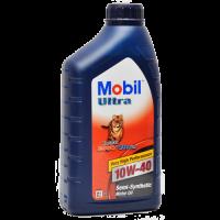 Масло моторное MOBIL Ultra 10W40 п/синтетическое 1 л