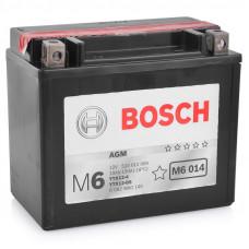 """АКБ  12V - 10 Ач """"BOSCH MOBA"""" (510 012 009 A504 FP)"""