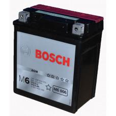 """АКБ  12V -  6 Ач """"BOSCH MOBA AGM"""" (506 014 005 A504 FP)"""