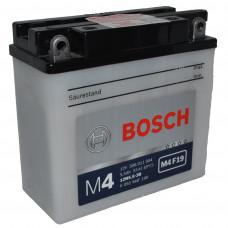 """АКБ  12V -  6 Ач """"BOSCH MOBA"""" (506 011 004 A504 FP)"""