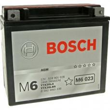 "АКБ  12V - 18 Ач ""BOSCH MOBA  AGM"" (518 901 026 A514) YTX20L-BS"