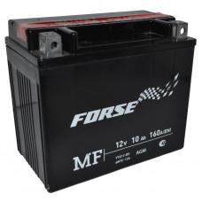 "АКБ  12V - 10 Ач ""FORSE"" (YTX12-BS)"