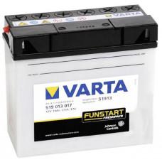 """АКБ 12V - 19 А/ч """"VARTA Funstart FP"""" (519 013 017 A514) 51913"""