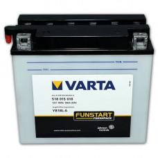 "АКБ 12V - 18 А/ч ""VARTA Funstart FP"" (518 015 018 A514) YB18L-A"