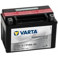 "АКБ 12V - 8 А/ч ""VARTA Funstart AGM"" (508 012 008 A514) YTX9-BS"