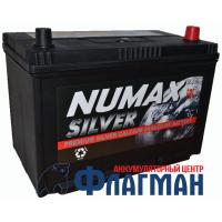 """АКБ 100Ач """"Numax Silver"""" 120D31L обратная полярность"""