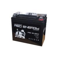 """АКБ 12V - 18 Ач """"Red Energy RS 12-201"""" (YTX20L-BS)"""