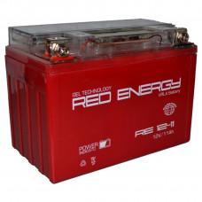 """АКБ  12V - 11 Ач """"Red Energy"""" (YTZ12S. YTZ14S)"""