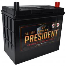 "АКБ  65 ""SUPER President"" Asia обратная полярность"
