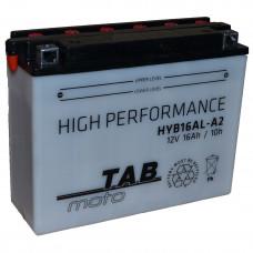 """АКБ 12V - 16 А/ч """"TAB moto HYB16AL-A2"""""""