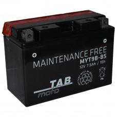 """АКБ 12V - 8 А/ч """"TAB moto MYT9B-BS"""""""