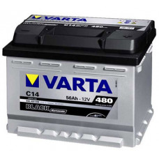 "АКБ  56 ""VARTA"" Black Dynamic обратная полярность"