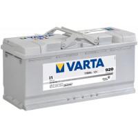 "АКБ 110 ""VARTA"" Silver Dynamic обратная полярность"