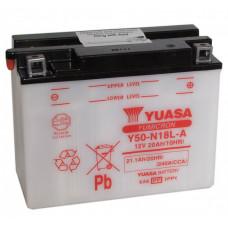"""АКБ  12V -20 А/ч """"Yuasa"""" Y50-N18L-A"""