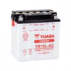 """АКБ 12V -10 А/ч """"Yuasa"""" YB10L-A2"""