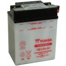 "АКБ  12V -14 А/ч ""Yuasa"" YB14A-A1"