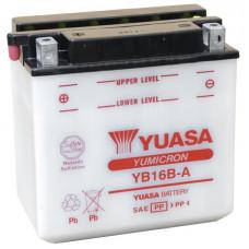 """АКБ  12V -16 А/ч """"Yuasa"""" YB16B-A"""