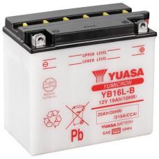 "АКБ  12V -19 А/ч ""Yuasa"" YB16L-B"