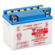 "АКБ  12V -4 А/ч ""Yuasa"" YB4L-B"