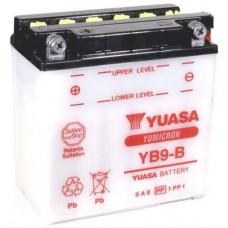"""АКБ  12V -9 А/ч """"Yuasa"""" YB9-B"""