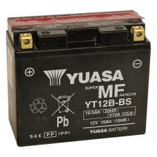 "АКБ 12V -10 А/ч ""Yuasa"" YT12B-BS"