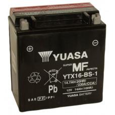 """АКБ  12V -14 А/ч """"Yuasa"""" YTX16-BS-1"""