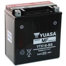 """АКБ  12V -14 А/ч """"Yuasa"""" YTX16-BS"""