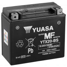 """АКБ  12V -18 А/ч """"Yuasa"""" YTX20-BS"""
