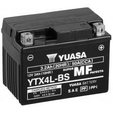 "АКБ  12V -4 А/ч ""Yuasa"" YTX4L-BS"