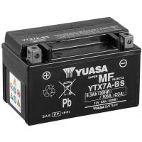 "АКБ  12V -6 А/ч ""Yuasa"" YTX7A-BS"