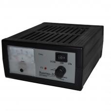 Зарядное устройство Вымпел-40 (автомат. 0-20А, 12/24В, лин. амперм.)(НПП Орион)