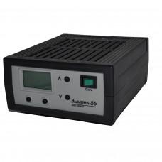 Зарядное устройство Вымпел-27 (автомат. 0-7А, 14.1/14.8/16В ЖК индик.)(НПП Орион)