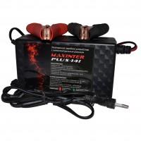 Зарядное устройство PLUS- 14AI MAXINTER (0,5 А до 18 А) (импульсный)