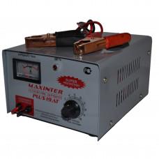 Зарядное устройство PLUS- 19АТ MAXINTER (1А до 20А) (АКБ до 190А/ч) (трансф.)