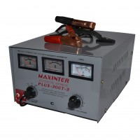 Зарядное устройство PLUS- 30СТ-3 MAXINTER (1А до 30А) (АКБ до 215А/ч) (трансф.)
