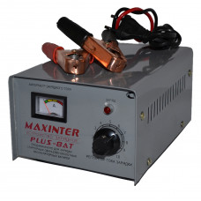 Зарядное устройство PLUS-8 AT MAXINTER (1А до 8А) (АКБ до 80 А/ч) (трансф.)