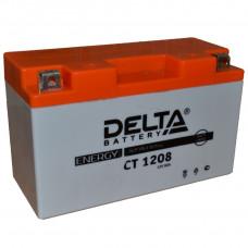 "АКБ  12V -  8 Ач ""Delta CT"" (YT7B-BS, YT9B-BS)"