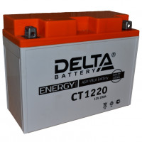 "АКБ 12V - 20 Ач ""Delta CT 1220"" (YTX24HL-BS)"