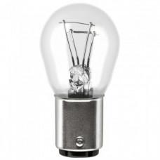 Лампа 12V 21/5 W (2-х контакт.) МАЯК (стоп-сигнал,габариты) BAY15d (1579)
