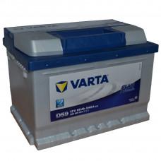 "АКБ  60 ""VARTA"" Blue Dynamic обратная полярность"