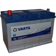 "АКБ  95 ""VARTA"" Blue Dynamic Asia прямая полярность"