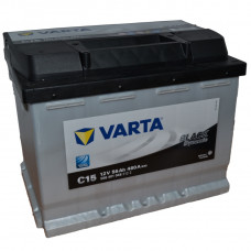 "АКБ  56 ""VARTA"" Black Dynamic прямая полярность"